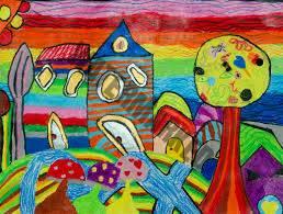 dessin d'enfant expatrié